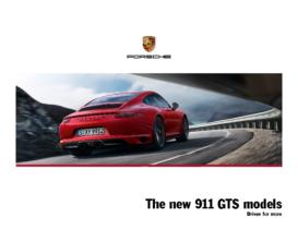 2017 Porsche 911 GTS V2