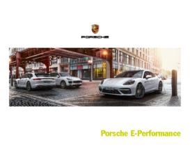 2017 Porsche E-Performance