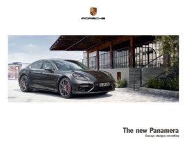 2017 Porsche Panamera V1