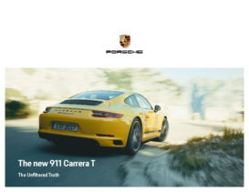 2018 Porsche 911 Carrerra T
