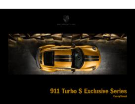 2018 Porsche 911 Turbo ES