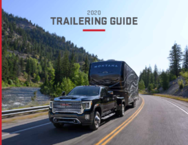 2020 GMC Trailering Guide
