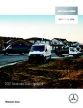 2020 Mercedes-Benz Sprinter Vans