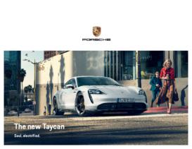 2020 Porsche Taycan V2