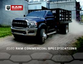 2020 RAM SPEC INSERT