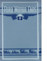 1909 Ford Motor Cars