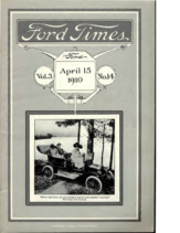 1910 Ford Times (April)