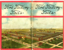 1912 Ford Factory Facts