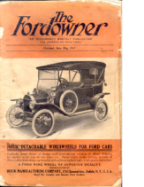 1914 Ford Owner Magazine (May)