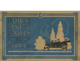 1915 Ford Parts List (Feb)