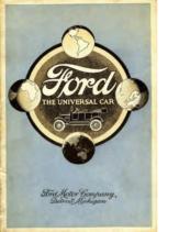 1919 Ford The Universal Car (Nov)