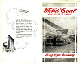 1920 Ford Coal