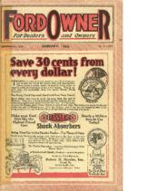 1920 Ford Owner & Dealer (Jan)