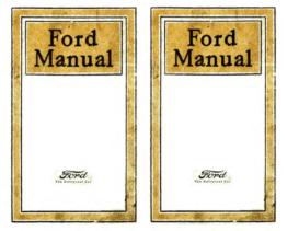 1920 Ford Owners Manual (Jun)