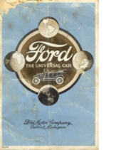 1920 Ford The Universal Car (Jul)