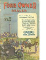 1921 Ford Owner & Dealer (Jun)