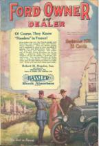 1921 Ford Owner & Dealer (Sep)