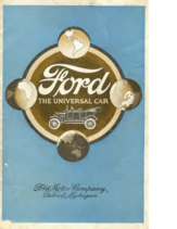 1921 Ford The Universal Car (Mar)