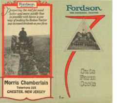 1923 Fordson Flyer