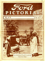 1925 Ford Pictorial (May)
