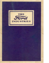 1925 The Ford Industries
