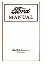 1926 Ford Manual