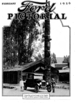 1926 Ford Pictoral (Feb)