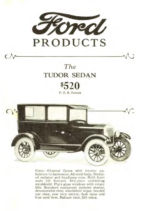 1926 Ford Products