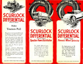 1926 Scurlock Differential For Ford