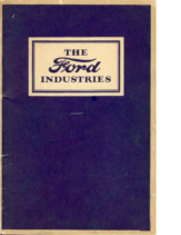 1926 The Ford Industries