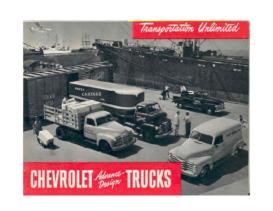 1948 Chevrolet Commercial Trucks