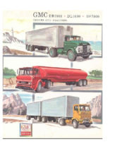 1960 GMC Trucks