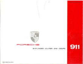 1964.5 Porsche 911