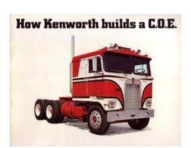 1969 Kenworth
