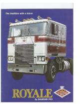 1970 Diamond Reo Royale