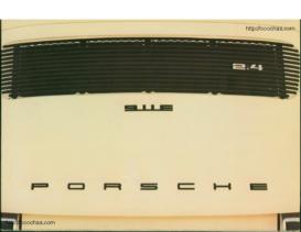 1972 Porsche 911 Prestige