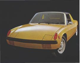 1972 Porsche 914 V2