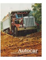 1973 Autocar Trucks