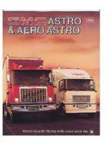 1984 GMC Astro and Aero Astro V2