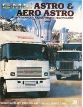 1984 GMC Astro and Aero Astro