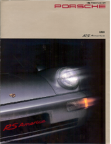 1993 Porsche 964 RSA