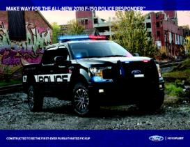 2018 Ford Police Responder