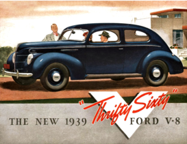 1939 Ford Thrifty 60