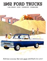 1962 Ford F-250 Trucks