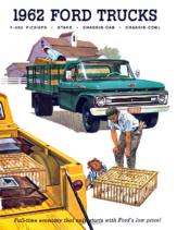 1962 Ford F-350 Trucks (Rev)
