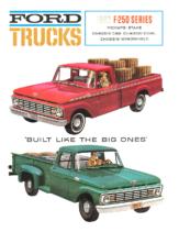 1963 Ford F-250 Trucks
