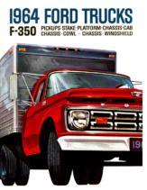 1964 Ford F-350 Trucks