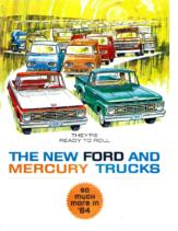 1964 Ford & Mercury Trucks (Cdn)