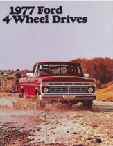 1977 Ford 4-Wheel Drives