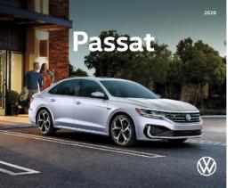 2020 VW Passat V2